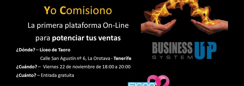 Evento BUS Tenerife